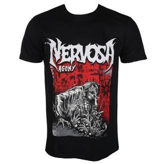 t-shirt metal uomo Nervosa - Agony - NAPALM RECORDS, NAPALM RECORDS, Nervosa