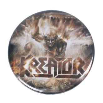 Distintivo KREATOR - Phantom antichrist - limitato - NUCLEAR BLAST, NUCLEAR BLAST, Kreator