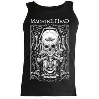 top Uomo MACHINE HEAD - Moth - NUCLEAR BLAST, NUCLEAR BLAST, Machine Head