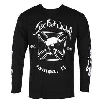 t-shirt metal uomo Six Feet Under - Est. 1993 - NUCLEAR BLAST, NUCLEAR BLAST, Six Feet Under