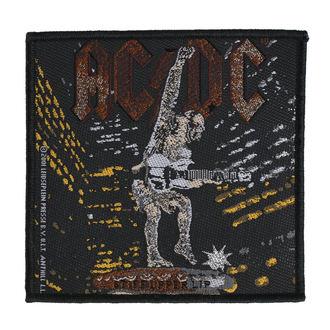 toppa  AC  /  DC  - STIFF UPPER LIP - RAZAMATAZ, RAZAMATAZ, AC-DC