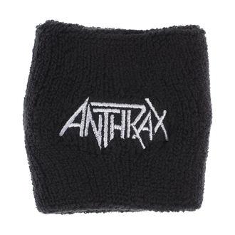 polsino ANTHRAX - LOGO - RAZAMATAZ, RAZAMATAZ, Anthrax