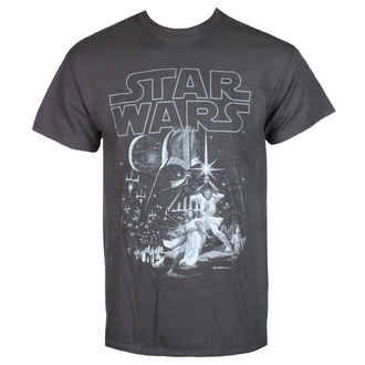 t-shirt film uomo Star Wars - Classic New Hope - LIVE NATION, LIVE NATION, Star Wars