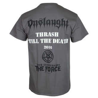 t-shirt metal uomo Onslaught - THE FORCE 30TH ANNIVERSARY - RAZAMATAZ, RAZAMATAZ, Onslaught