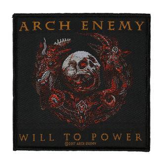 toppa ARCH ENEMY - WILL TO POWER - RAZAMATAZ, RAZAMATAZ, Arch Enemy