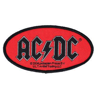 toppa  AC  /  DC  - OVAL LOGO - RAZAMATAZ, RAZAMATAZ, AC-DC