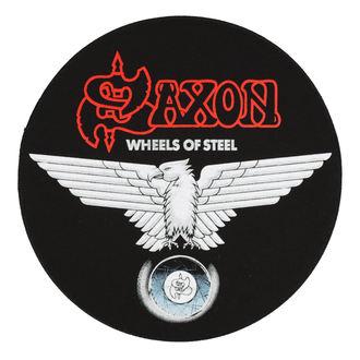 toppa grande SAXON - WHEELS OF STEEL - RAZAMATAZ, RAZAMATAZ, Saxon