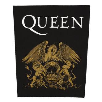 toppa grande QUEEN - CREST - RAZAMATAZ, RAZAMATAZ, Queen