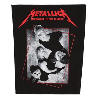 toppa grande METALLICA - HARDWIRED CONCRETE - RAZAMATAZ, RAZAMATAZ, Metallica