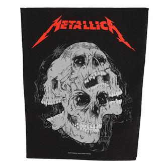 toppa grande METALLICA - SKULLS - RAZAMATAZ, RAZAMATAZ, Metallica