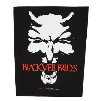 toppa grande BLACK VEIL BRIDES - DEVIL - RAZAMATAZ, RAZAMATAZ, Black Veil Brides