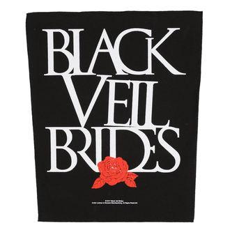 toppa grande BLACK VEIL BRIDES - ROSE - RAZAMATAZ, RAZAMATAZ, Black Veil Brides