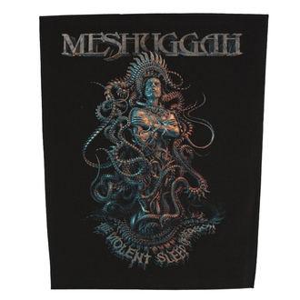 toppa grande MESHUGGAH - VIOLENT SLEEP OF REASON - RAZAMATAZ, RAZAMATAZ, Meshuggah