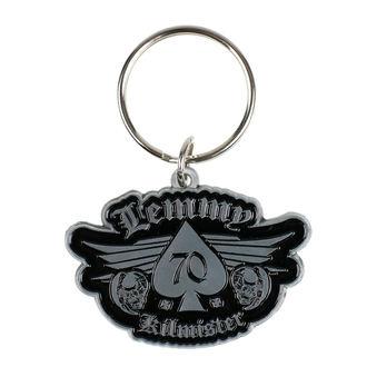 Portachiavi con pendente Motörhead - LEMMY - 70 - RAZAMATAZ, RAZAMATAZ, Motörhead