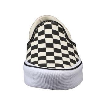scarpe da ginnastica basse uomo - UA SLIP-ON LITE (CHECKERBOARD) - VANS, VANS