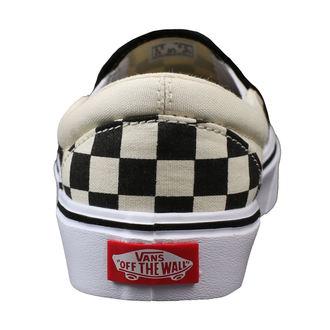 scarpe da ginnastica basse uomo - UA SLIP-ON LITE (CHECKERBOARD) - VANS