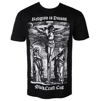 t-shirt uomo - Religion is Poison - BLACK CRAFT, BLACK CRAFT