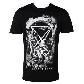 t-shirt uomo - Lucifer's Gateway - BLACK CRAFT, BLACK CRAFT