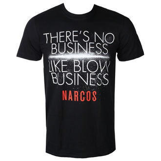 t-shirt film uomo Narcos - NO BUSINESS LIKE - PLASTIC HEAD, PLASTIC HEAD