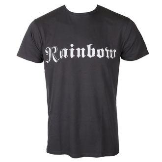 t-shirt metal uomo Rainbow - LONG LIVE ROCK N ROLL - PLASTIC HEAD, PLASTIC HEAD, Rainbow