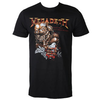 t-shirt metal uomo Megadeth - PEACE SELLS BUT WHO'S BUYING - PLASTIC HEAD, PLASTIC HEAD, Megadeth