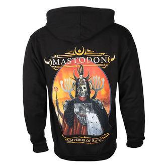 felpa con capuccio uomo Mastodon - Emperor Of Sand - ROCK OFF, ROCK OFF, Mastodon