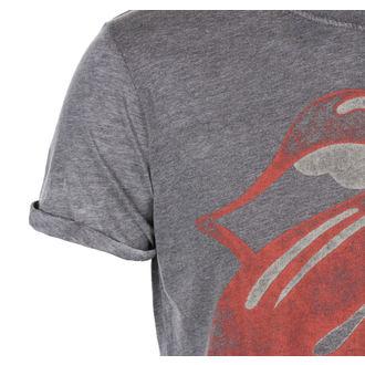 t-shirt metal uomo Rolling Stones - Vintage Tongue Logo - ROCK OFF, ROCK OFF, Rolling Stones