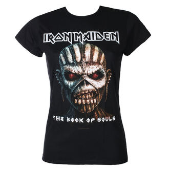 t-shirt metal donna Iron Maiden - Book Of Souls - ROCK OFF, ROCK OFF, Iron Maiden