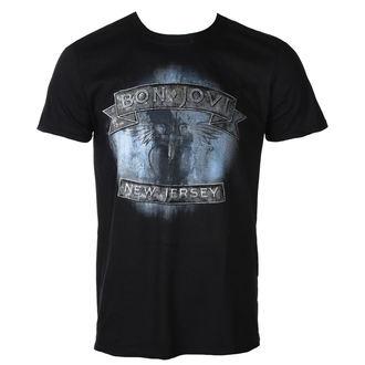 t-shirt metal uomo Bon Jovi - NEW JERSEY - PLASTIC HEAD, PLASTIC HEAD, Bon Jovi
