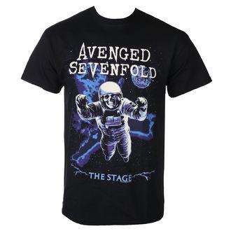 t-shirt metal uomo Avenged Sevenfold - POLARISED ASTRONAUT - PLASTIC HEAD, PLASTIC HEAD, Avenged Sevenfold