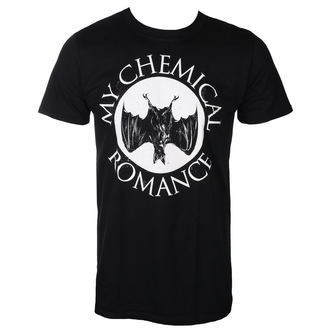 t-shirt metal uomo My Chemical Romance - BAT - PLASTIC HEAD, PLASTIC HEAD, My Chemical Romance