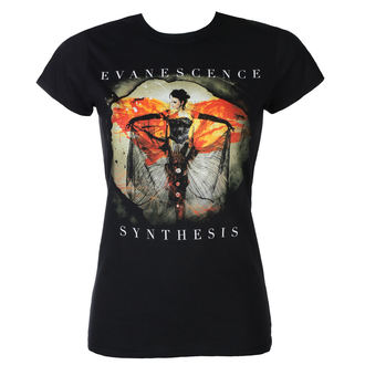 t-shirt metal donna Evanescence - SYNTHESIS ALBUM - PLASTIC HEAD, PLASTIC HEAD, Evanescence