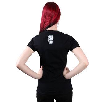 t-shirt hardcore donna - You're All Mine - Akumu Ink, Akumu Ink