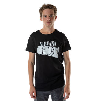 t-shirt metal uomo donna Nirvana - NIRVANA - AMPLIFIED, AMPLIFIED, Nirvana