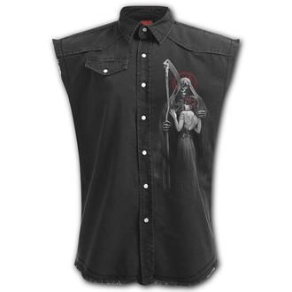 camicia Uomo senza maniche SPIRAL - DEAD KISS, SPIRAL