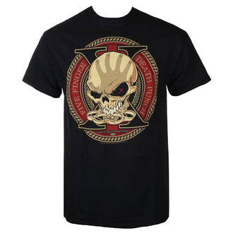 t-shirt metal uomo Five Finger Death Punch - Decade Of Destruction - ROCK OFF, ROCK OFF, Five Finger Death Punch