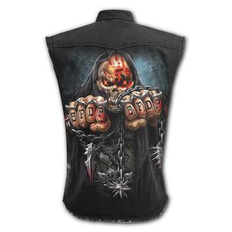 camicia Uomo senza maniche SPIRAL - Five Finger Death Punch -  GIOCO   SOPRA , SPIRAL, Five Finger Death Punch