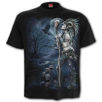 t-shirt uomo - RAVEN QUEEN - SPIRAL - K056M101