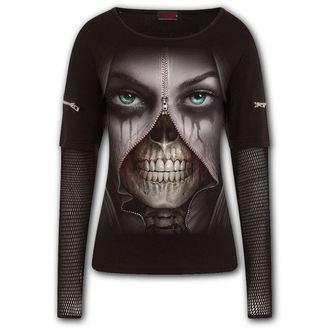 t-shirt donna - ZIPPED - SPIRAL, SPIRAL