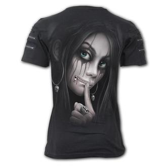 t-shirt uomo - ZIPPED - SPIRAL, SPIRAL