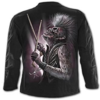 t-shirt uomo - ZOMBIE BACKBEAT - SPIRAL, SPIRAL