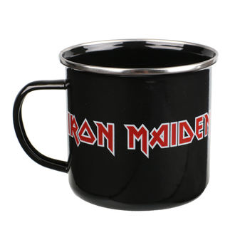 Tazza di latta Iron Maiden - Logo, NNM, Iron Maiden