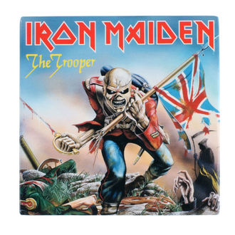 Magnete Iron Maiden - Trooper, NNM, Iron Maiden