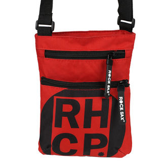 Borsa ROSSO CALDO PEPERONCINO PEPERONI - RED SQUARE, NNM, Red Hot Chili Peppers