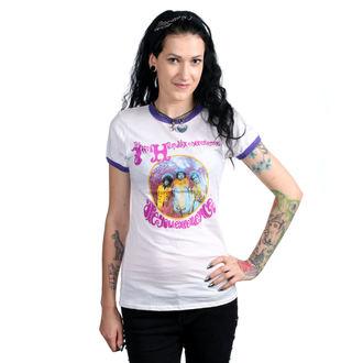 t-shirt metal donna Jimi Hendrix - AYE - BRAVADO, BRAVADO, Jimi Hendrix