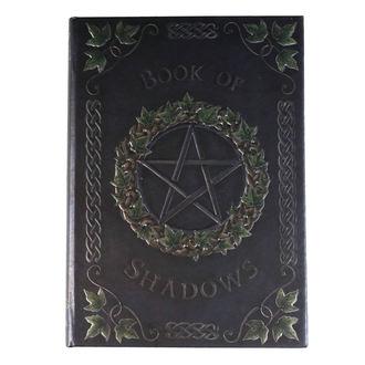 Elegante taccuino da scrittura Embossed Book of Shadows Ivy, NNM