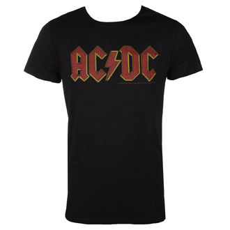 t-shirt metal unisex AC-DC - AMPLIFIED - AMPLIFIED, AMPLIFIED, AC-DC