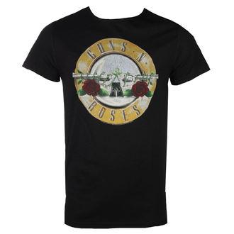 t-shirt metal unisex Guns N' Roses - AMPLIFIED - AMPLIFIED, AMPLIFIED, Guns N' Roses