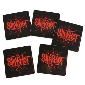 Sottobicchieri SLIPKNOT - ROCK OFF, ROCK OFF, Slipknot