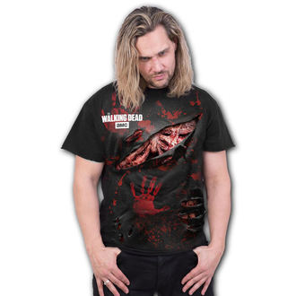 t-shirt film uomo The Walking Dead - DARYL - SPIRAL, SPIRAL